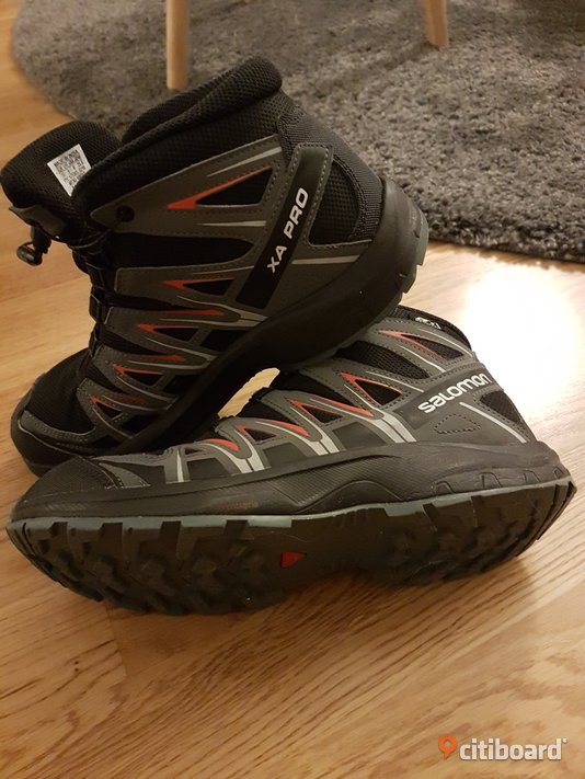 Salomon outdoor skor strl. 38 Umeå