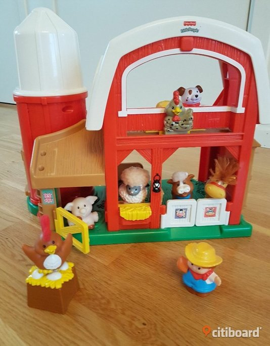 Fisher price little people Danderyd