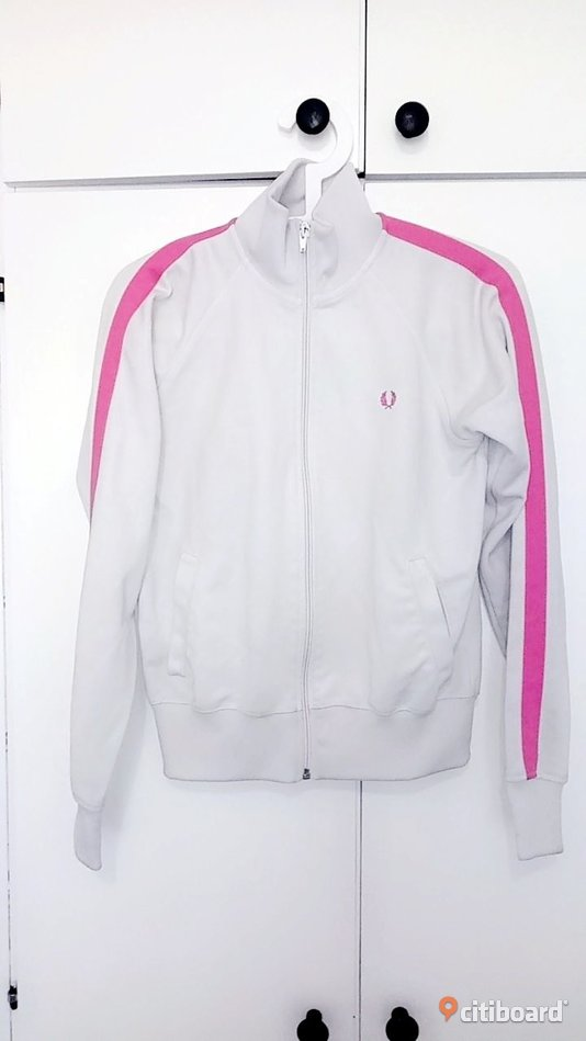 Fred Perry Hoodie Bollnäs