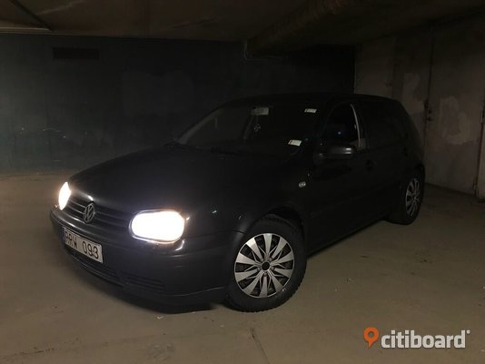 VW GOLF 1.9TDI | 16.000mil