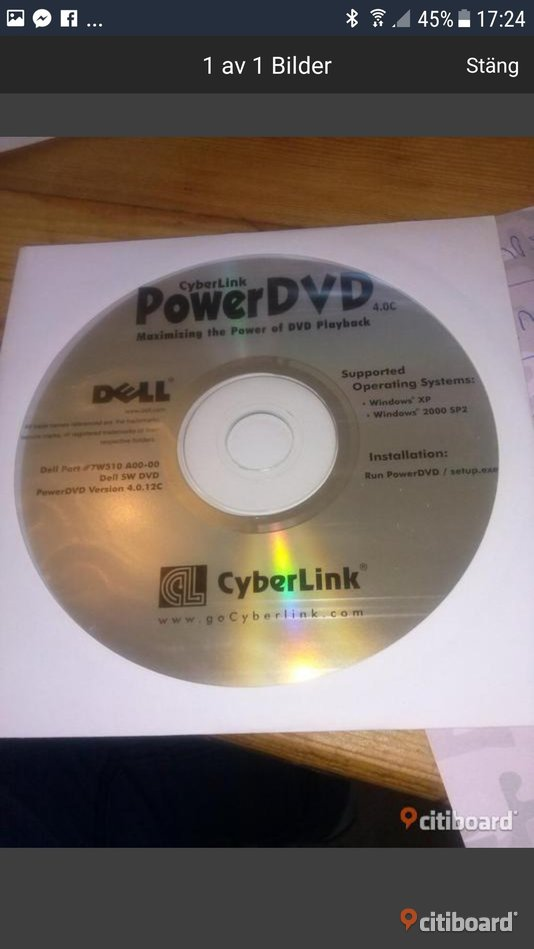 cyber link dvd maximizing Norrköping