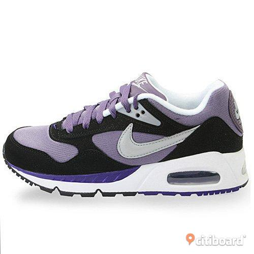 Nike Women's Air Max Correlate (Dark Plum / Metallic Silver-Court Purple-Blue)