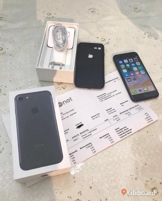 iPhone 7 128GB Solna