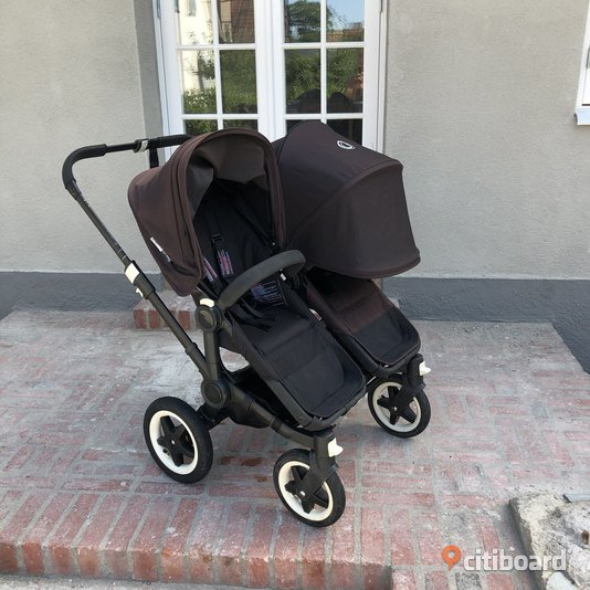 Bugaboo donkey duo 2014 All black Lomma