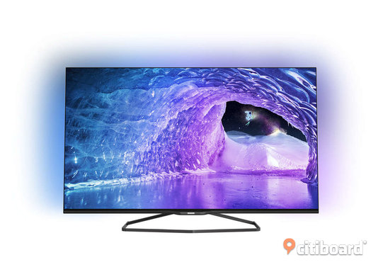 Philips 47'' tum, LED-TV med Full HD, Dual Core, DVB-T/T2/C/S/S2 Falun / Borlänge
