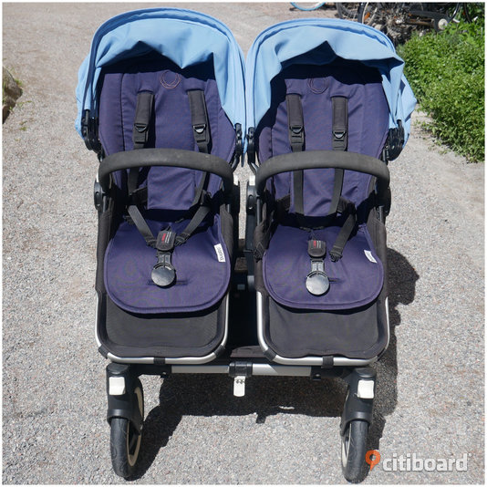 Bugaboo Donkey Duo Barnvagn Stockholm