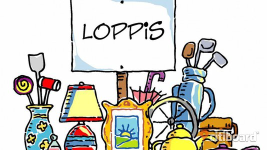 LOPPIS Porsön - A little flea market at home (selling or giving some things) Övrigt Luleå