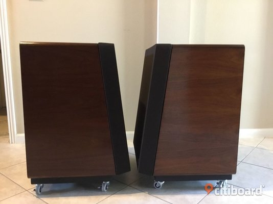 JBL L300 summit Monitor Speakers   Stockholm