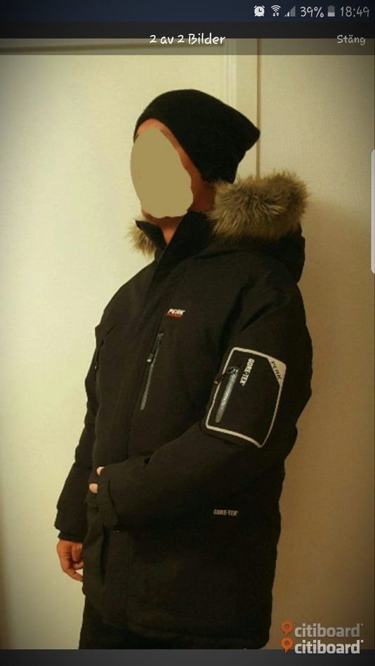 Peak Performance Expedition Parka Gore-tex  56-58 (XL) Karlstad