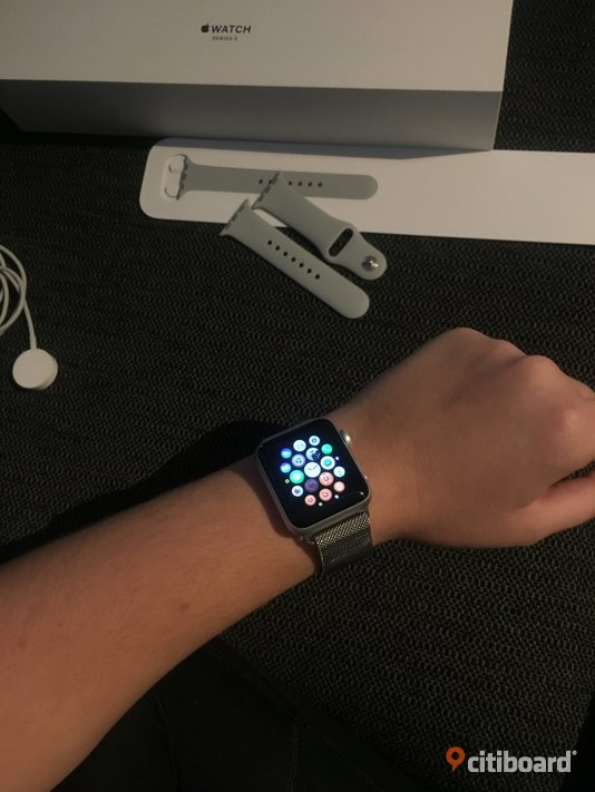 Apple Watch series 3 Lomma