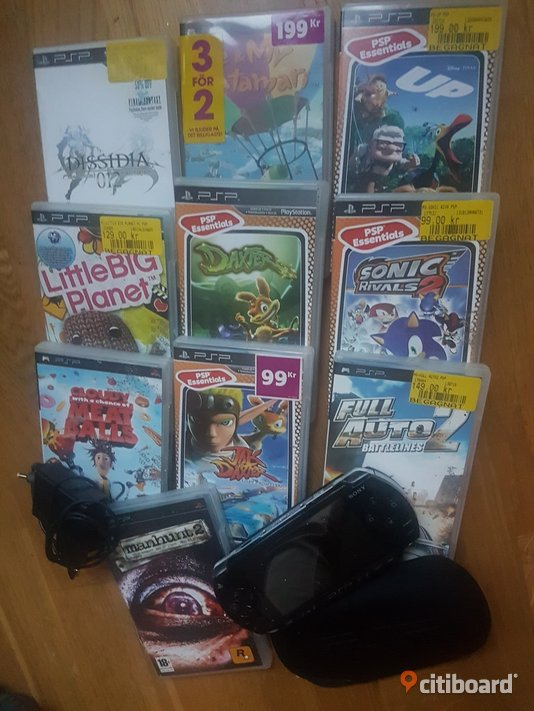 Psp2 playstation portable Landskrona