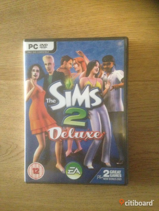 PC spel The Sims 2 Eskilstuna