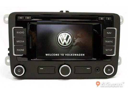 VW RNS-315 Original Navigation