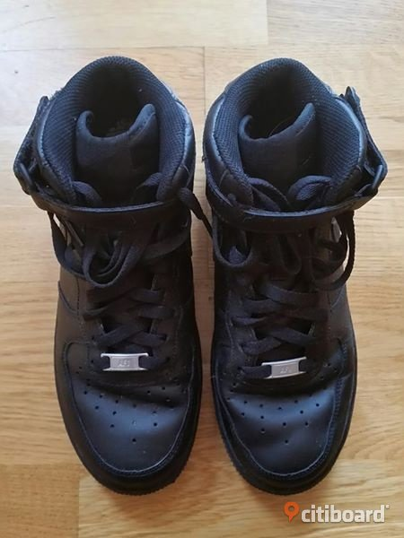 Nike Air Force Mid sneakers strl 40 damskor 40-41 Vardag & sneakers Norrtälje
