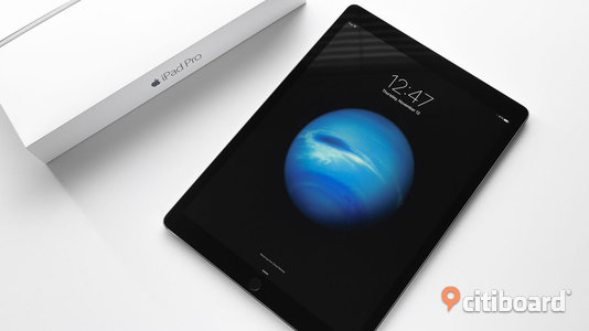 iPad Pro 9.7 32GB 4G Space Gray Stockholm