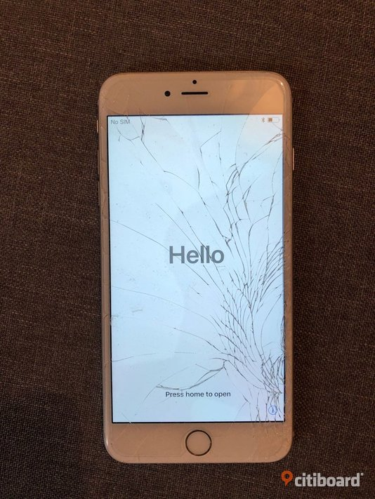 iPhone 6s 64GB Rose Guld Mobiler Göteborg