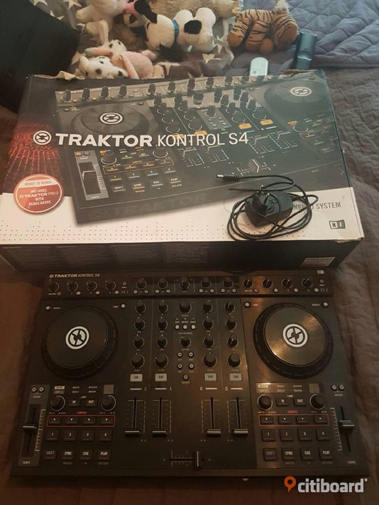 Native Instruments Traktor S4  Surahammar