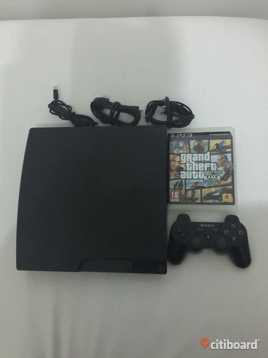 Ps3 med gta v