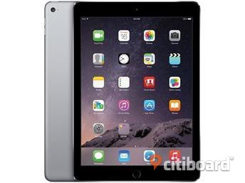 Apple ipad air 16GB space grey WiFi