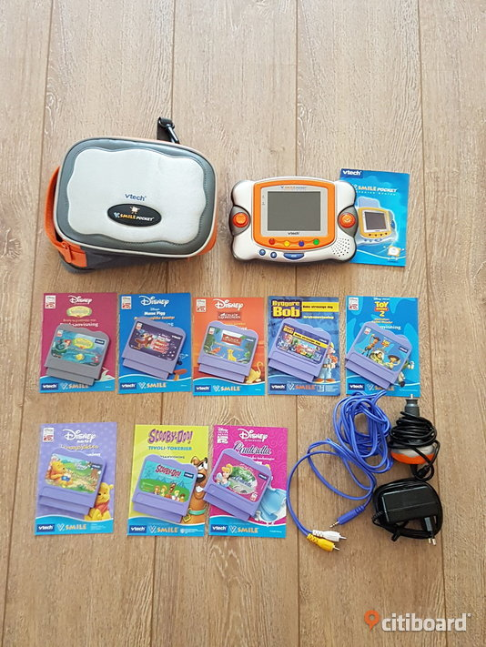 Vtech V smile pocket learning system