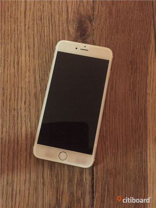 iPhone 6 plus guld 16 GB