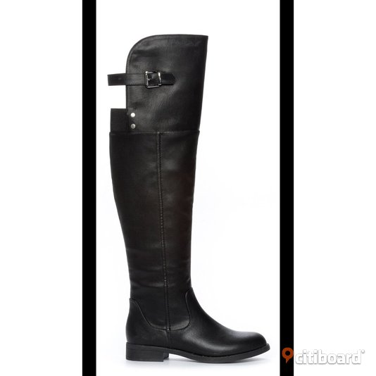 Over knee boots stlr 38 38-39 Halmstad
