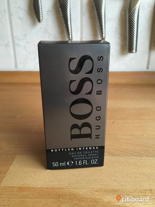 HUGO BOSS BOTTLED INTENSE HERRPARFYM 50 ml Skåne Vellinge