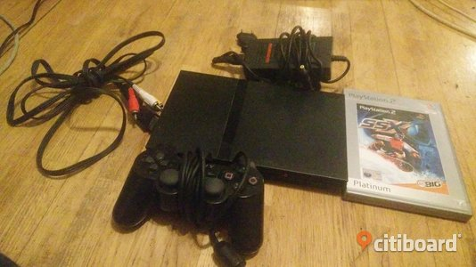 Playstation 2 slim Mora Sälj