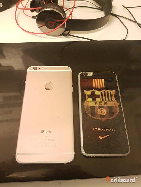 Iphone 6 plus rosa guld , iPhone 6 silver  Norrköping