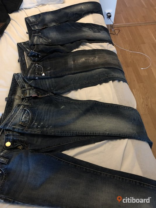 Dsquared2 dam jeans