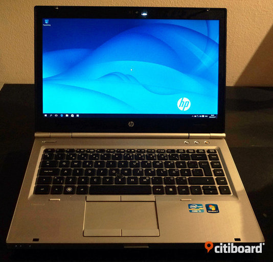 HP Elitebook 8460P 14''HD i5 8GB RAM 250GB HDD Windows  7 Pro