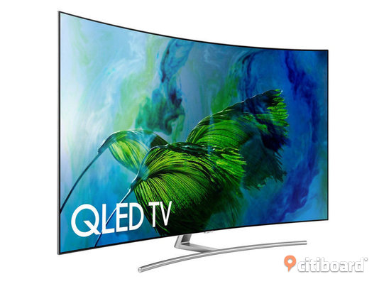 Samsung QN55Q7C 55 Kurv QLED 4K Ultra HD TV 55Q7C Q LED  Stockholm