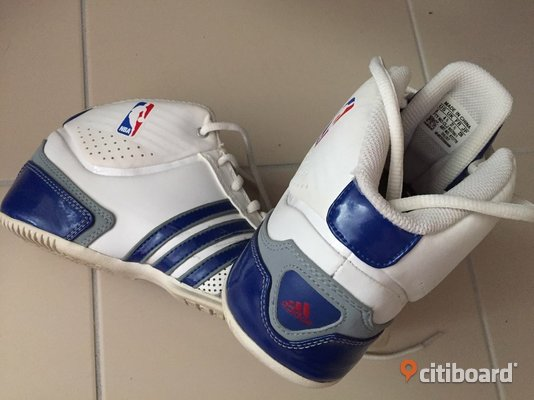 NBA Baskettskor adidas