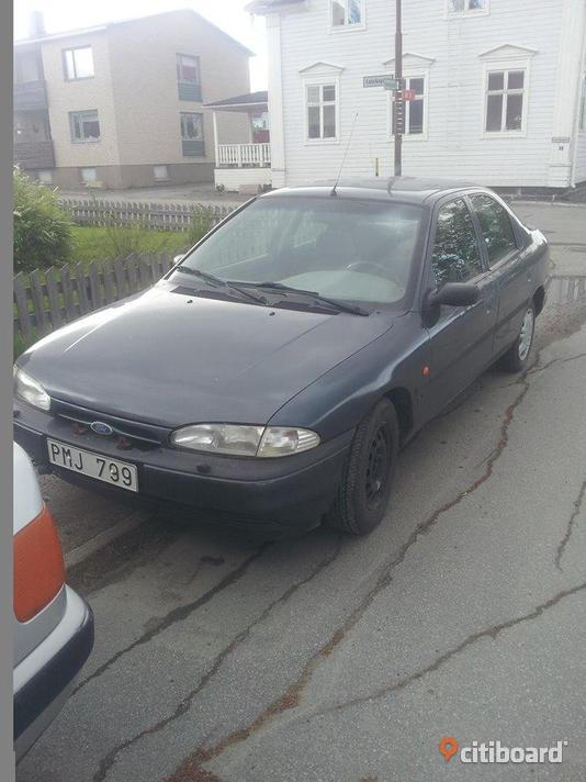 Ford mondeo 2.0 -93