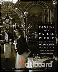 Dining with Marcel Proust Stockholm