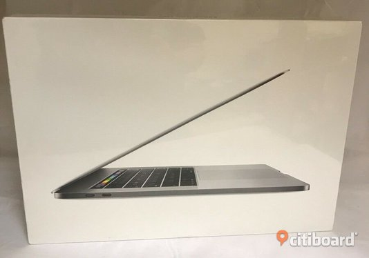 Macbook Pro 2.6Ghz i7-512GB- Touch Bar Ljusdal Sälj