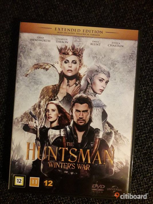 The huntsman : Winters war DVD Eskilstuna