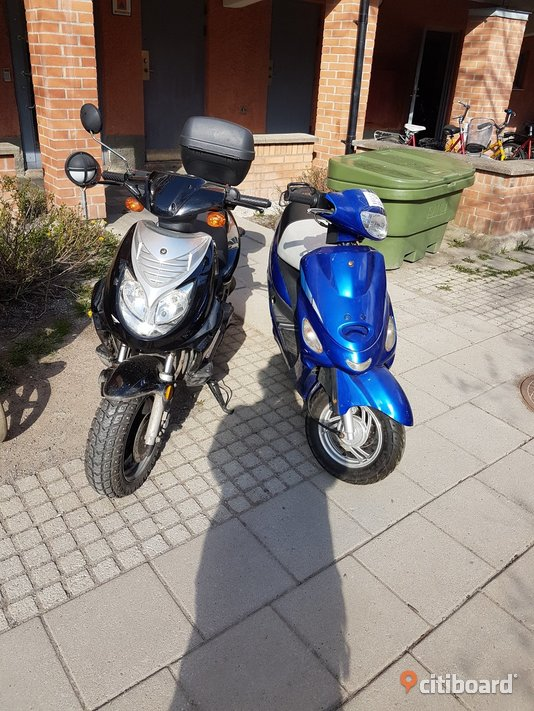 Moped 2 Tyresö