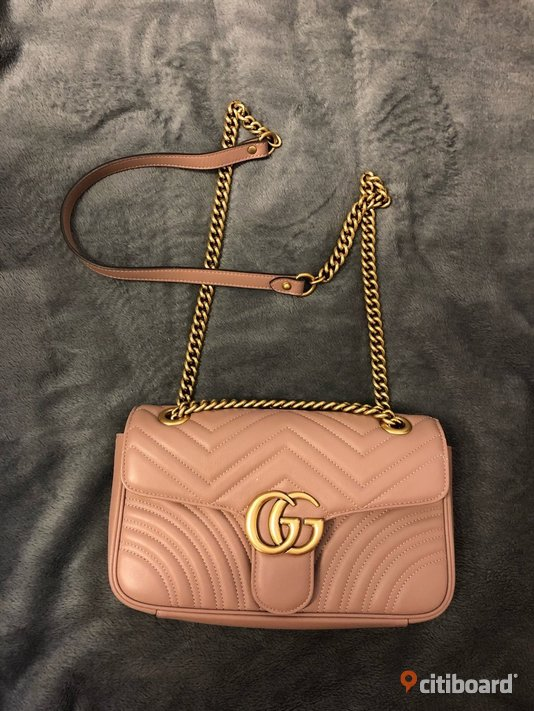 Gucci Marmont Small Puder Beige