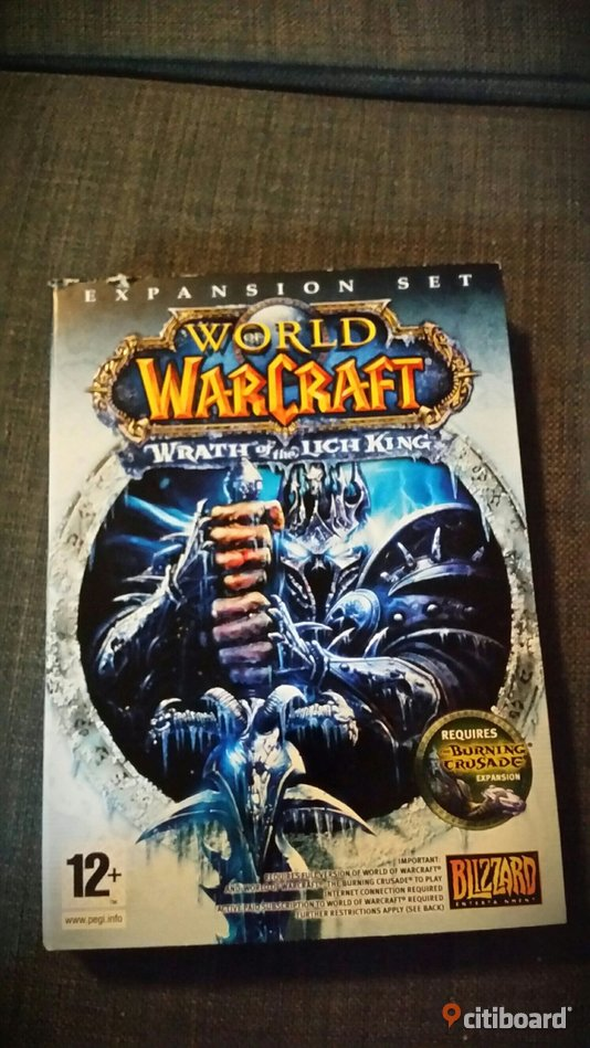 World of Warcraft- Wrath of Lich king Sundsvall