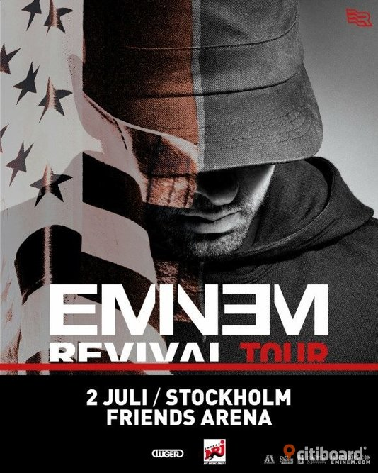 Eminem Golden Circle  Borås / Mark / Bollebygd Sälj