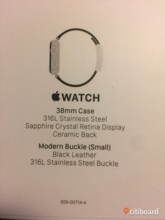 Apple watch Eksjö