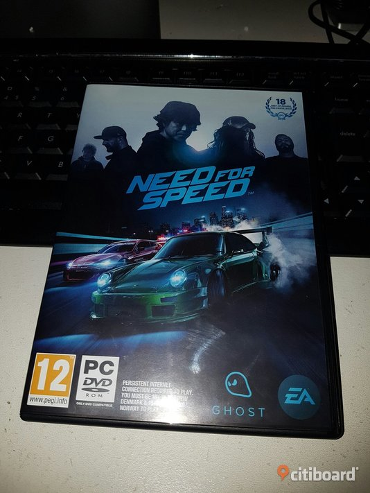 Need for speed pc  Kristianstad