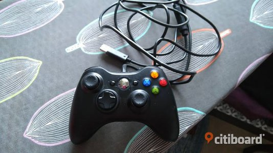Microsoft Xbox 360 Wired Controller for Windows (PC) Åtvidaberg