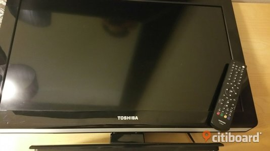 "Toshiba LED 26"" TV Halland Falkenberg"
