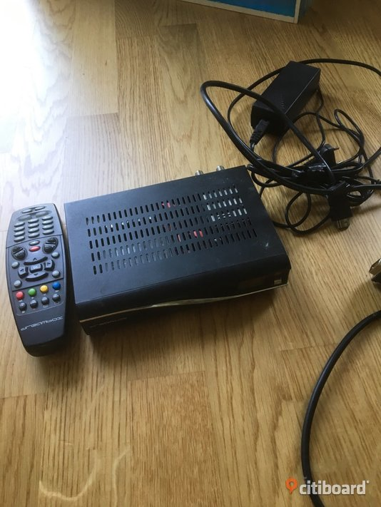 Dreambox DM800HD pvr med 250gb hårddisk Umeå