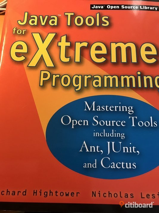 Java Tools for Extreme programming Stockholm