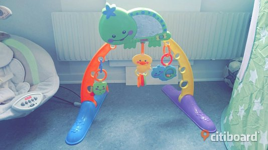 Fisher Price Musical Turtle Babygym
