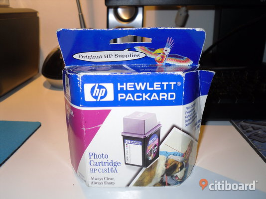 Hp C1816A photo cartridge Göteborg