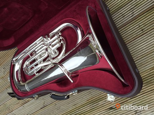 Besson Sovereign BE982-2 EEB Tuba-Ex Demo Fritid & Hobby Stockholm Sälj